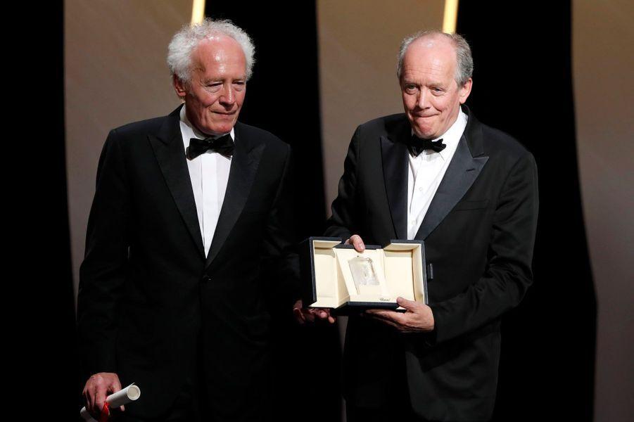 Jean-Pierre et Luc Dardenne prix de la mise en scène pour «Le Jeune Ahmed».