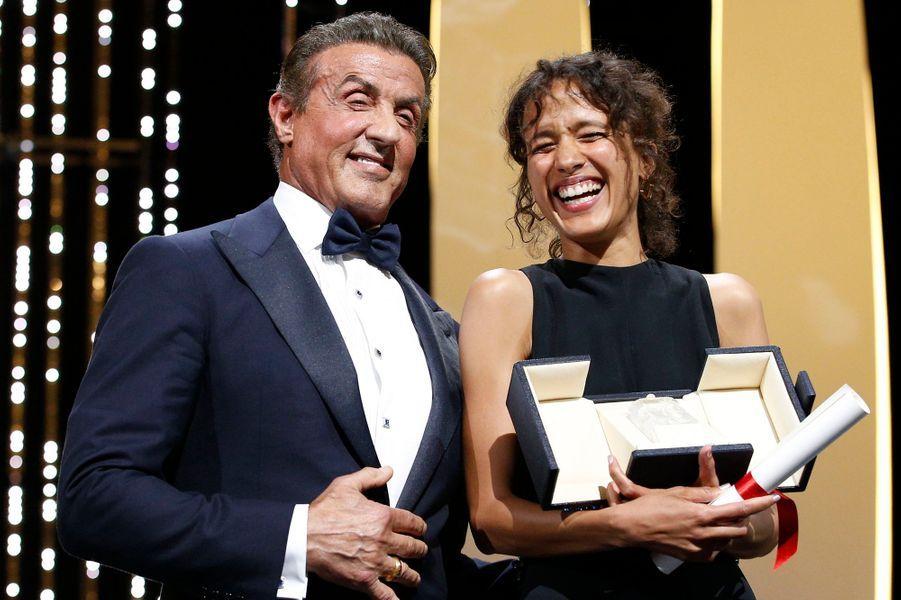 Sylvester Stallone et Mati Diop, grand prix du jury pour «Atlantique».