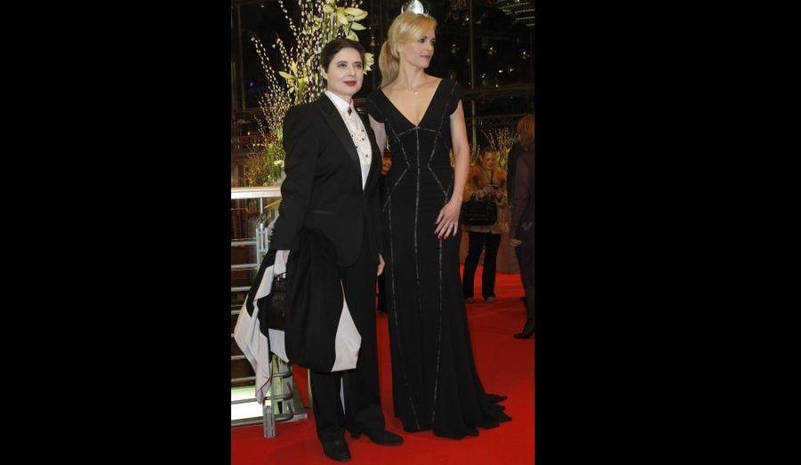 Isabella Rossellini et Nina Hoss