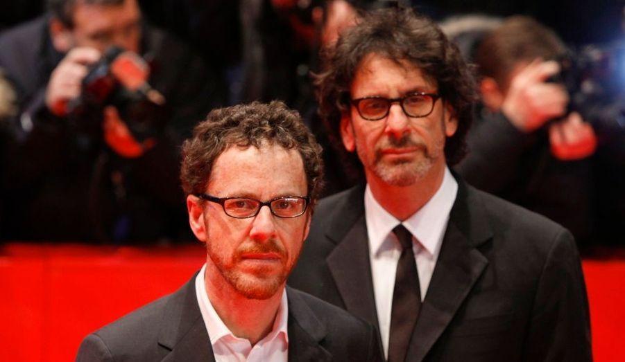 Les deux frères sont nommés aux Oscars dans la catégorie Meilleur réalisateur pour leur travail sur «True Grit».