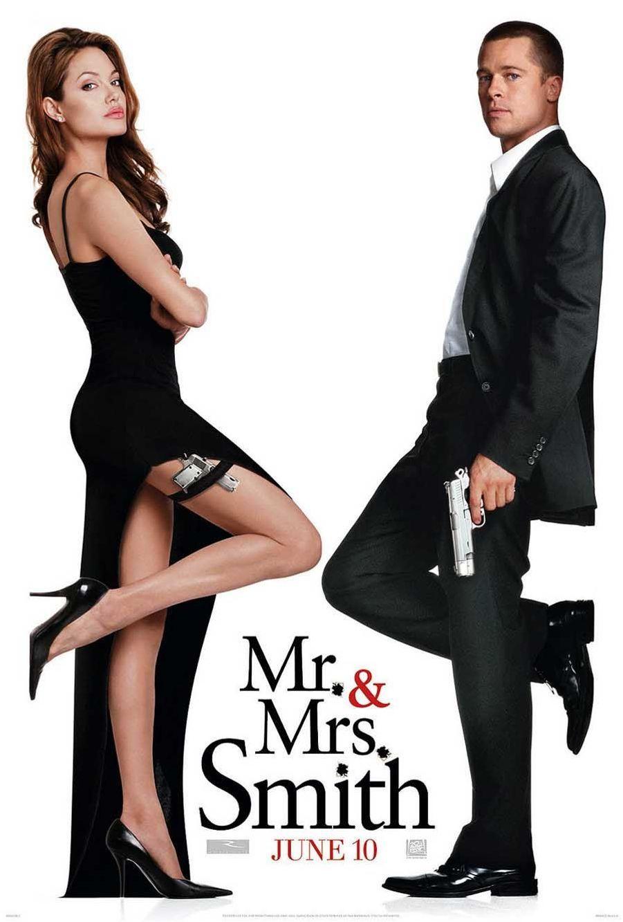 «Mr. et Mrs. Smith» de Doug Liman