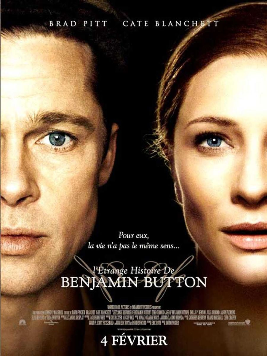 «L'Etrange histoire de Benjamin Button» de David Fincher