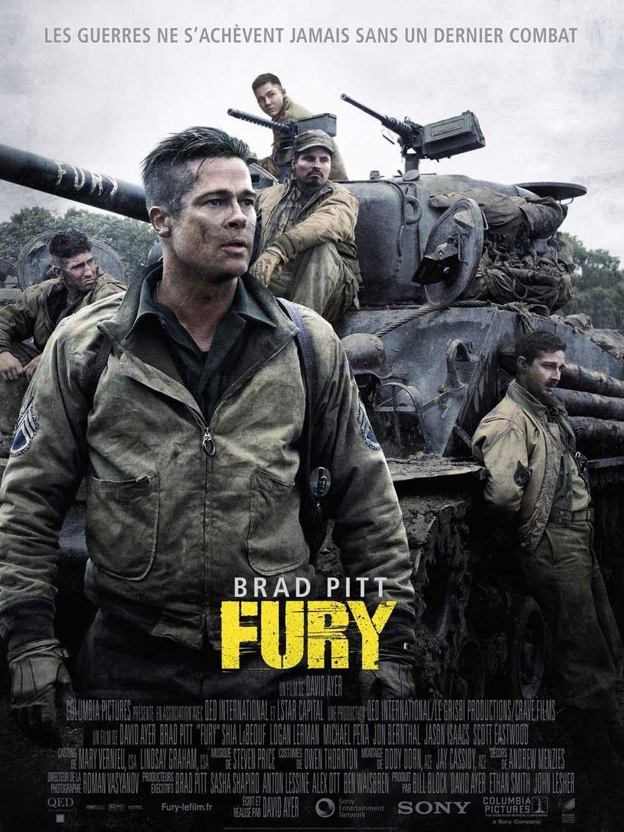 «Fury» de David Ayer
