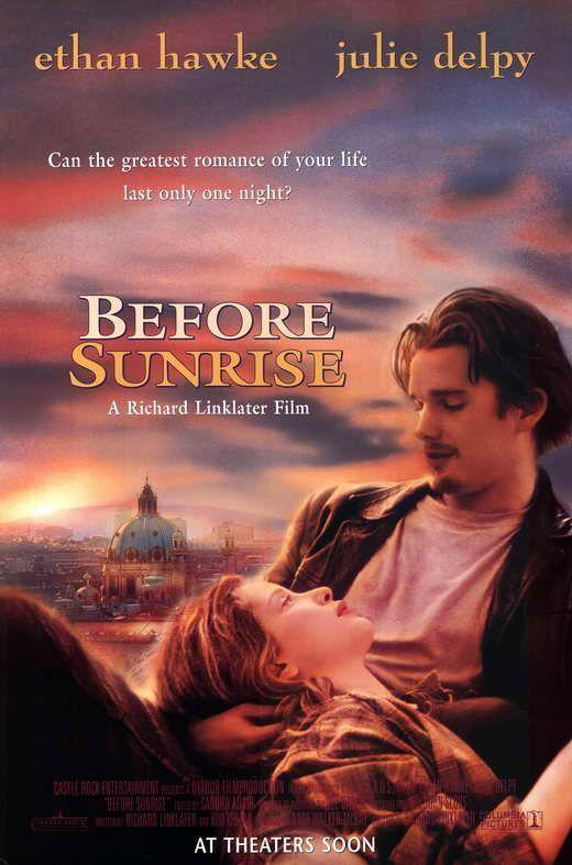 «Before Sunrise» de Richard Linklater