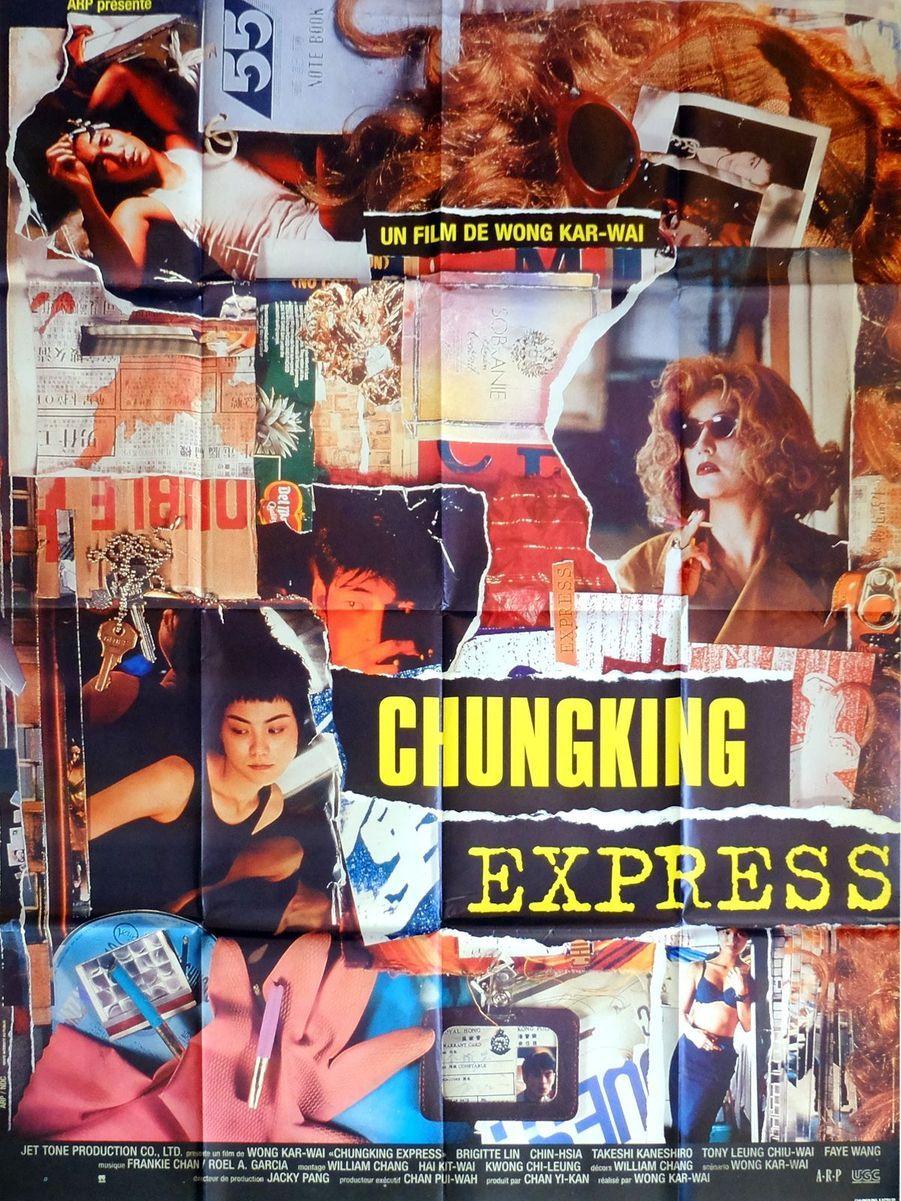«Chungking Express» de Wong Kar-waï
