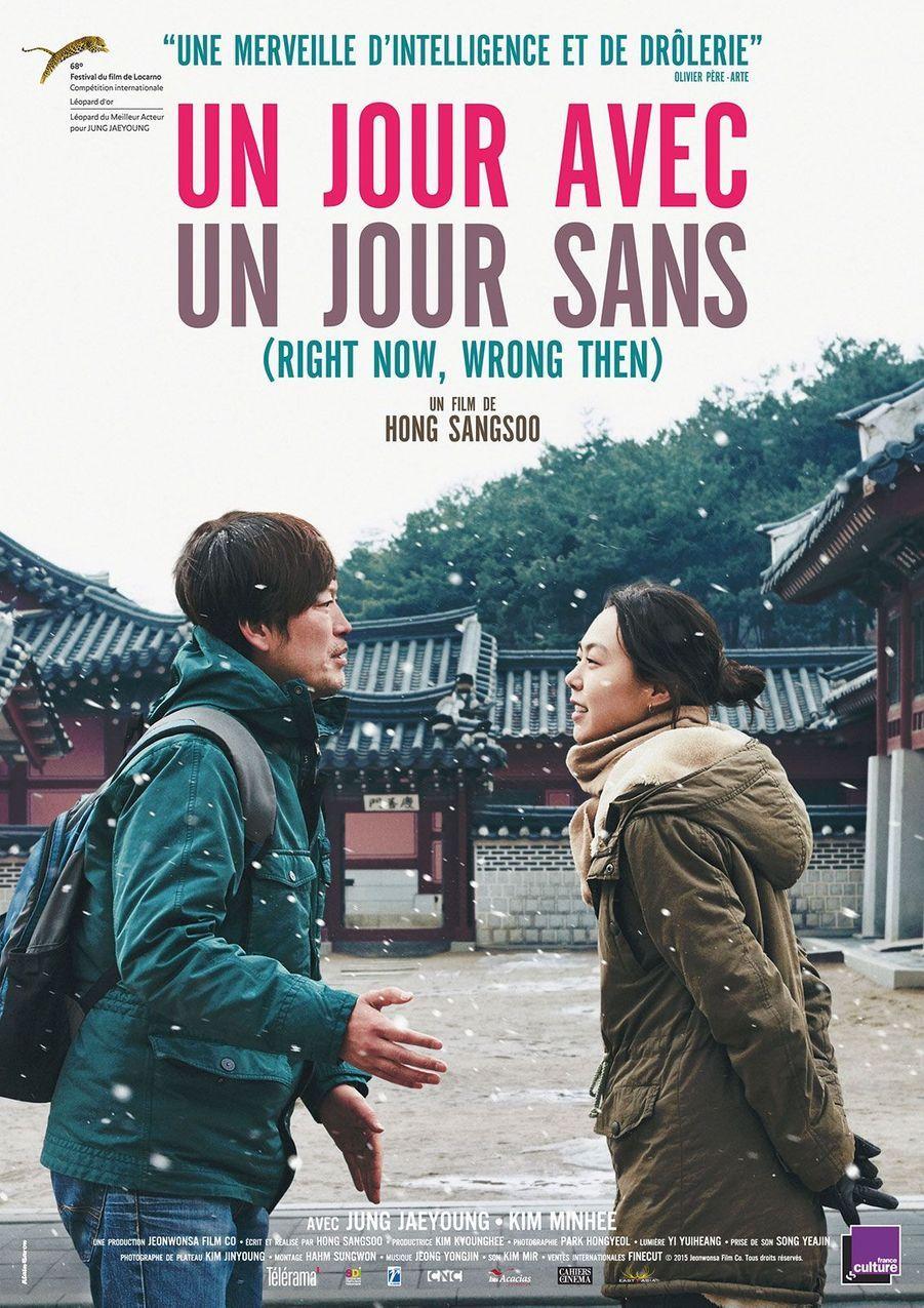 «Un jour avec, un jour sans» de Hong Sang-soo
