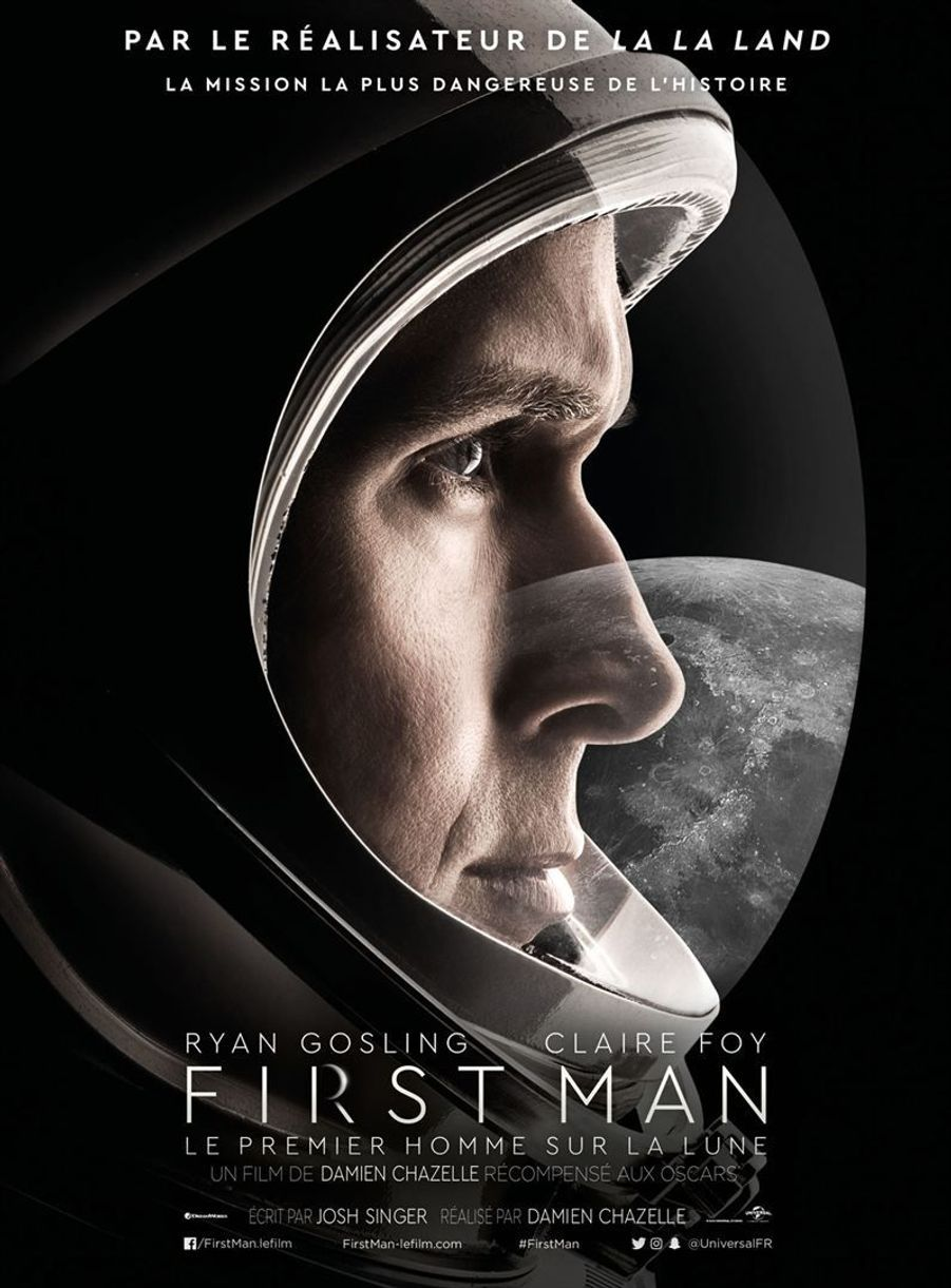 """""""First Man"""" de Damien Chazelle"""