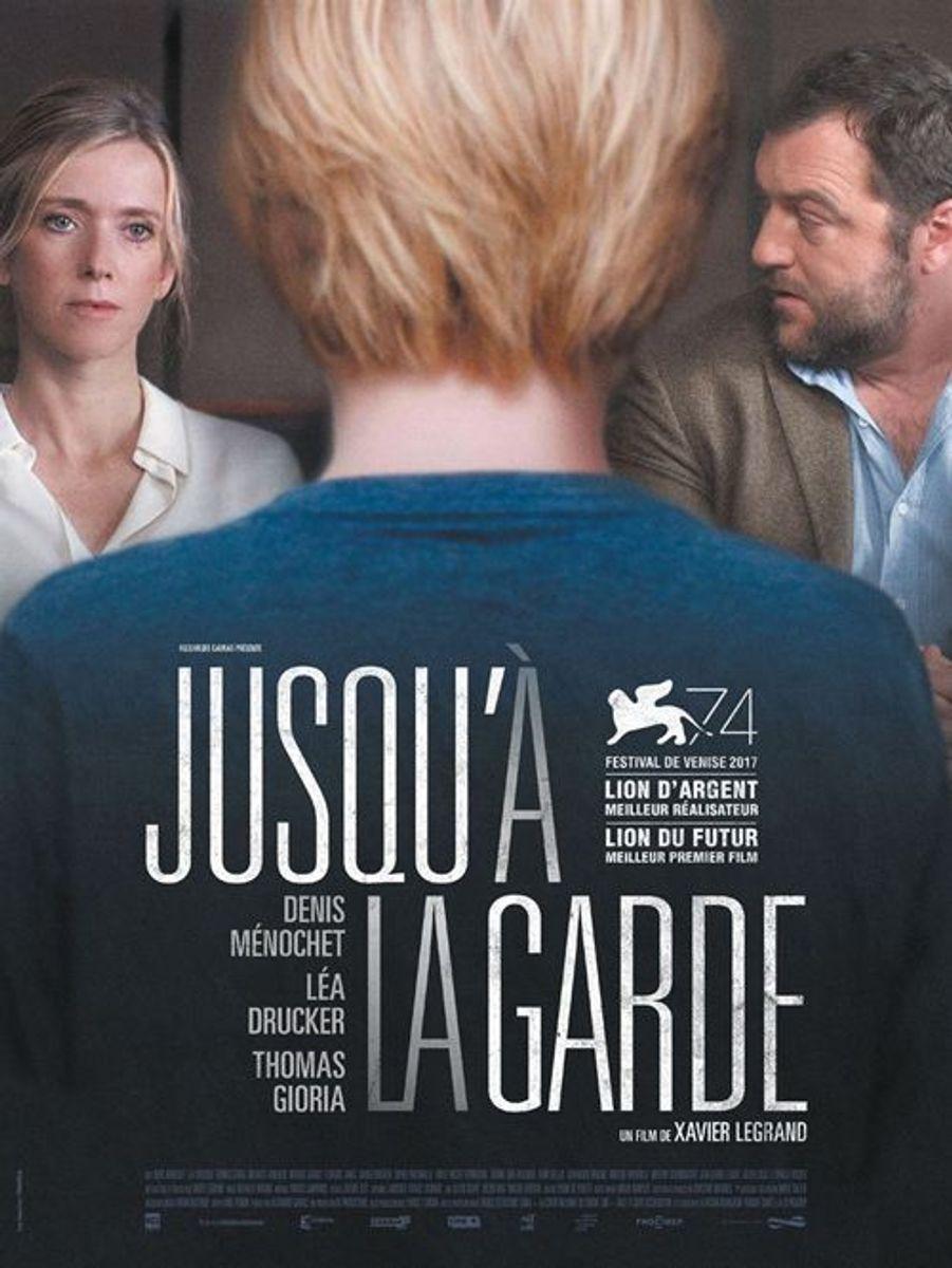 """Jusqu'à la garde"" de Xavier Legrand"