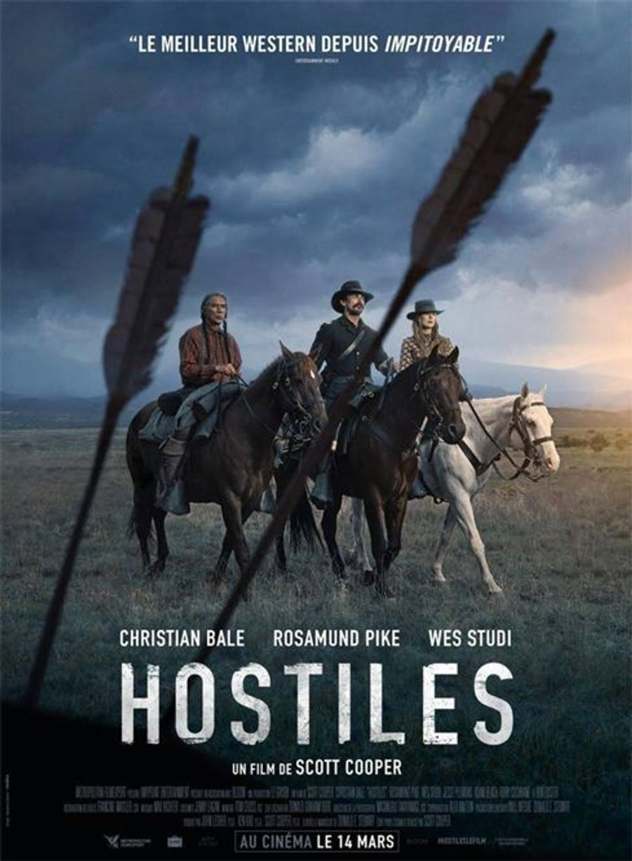"""""""Hostiles"""" de Scott Cooper"""