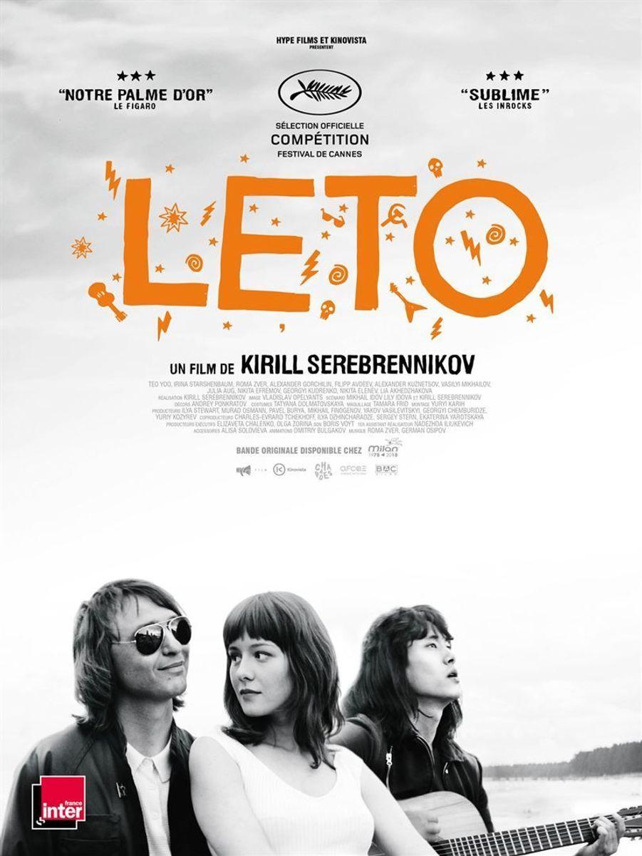 """""""Leto"""" deKirill Serebrennikov"""