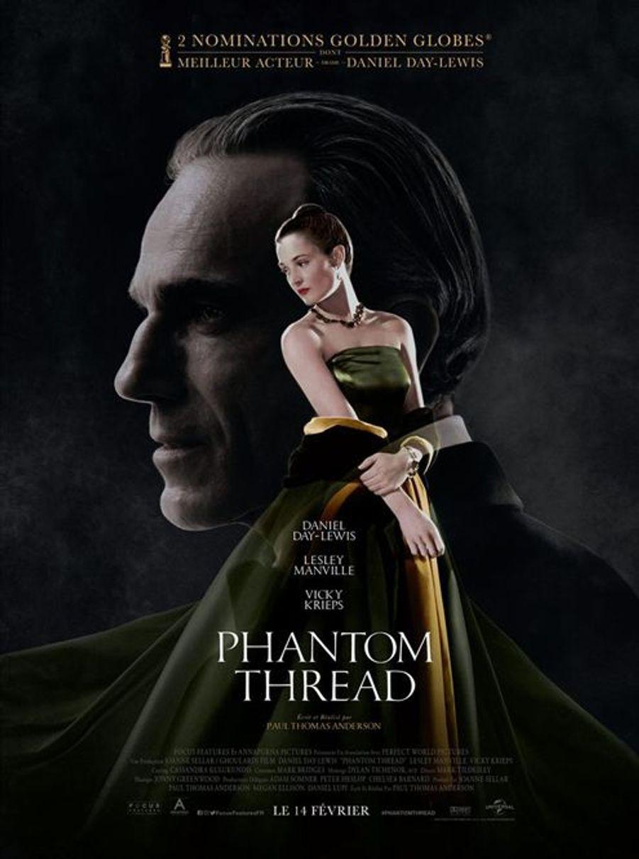 """Phantom Thread"" de Paul Thomas Anderson"
