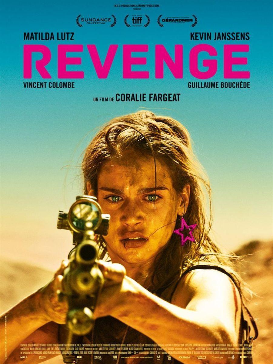 """Revenge"" de Coralie Fargeat"