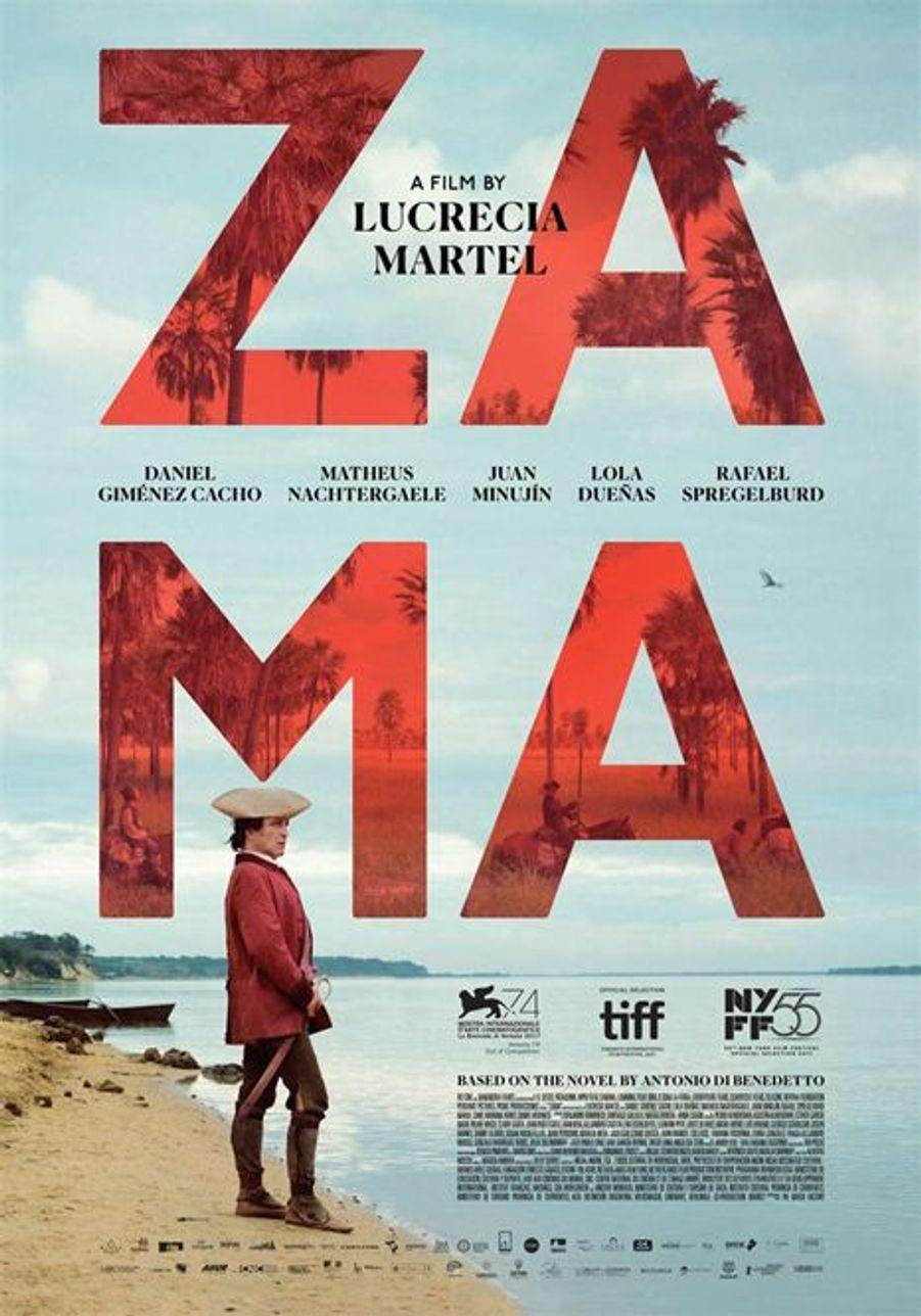 """""""Zama"""" de Lucrecia Martel"""
