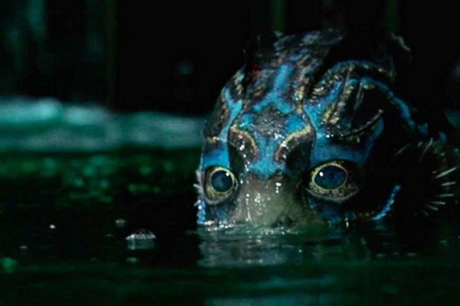 """""""The Shape of Water"""" de Guillermo del Toro (en compétition)"""