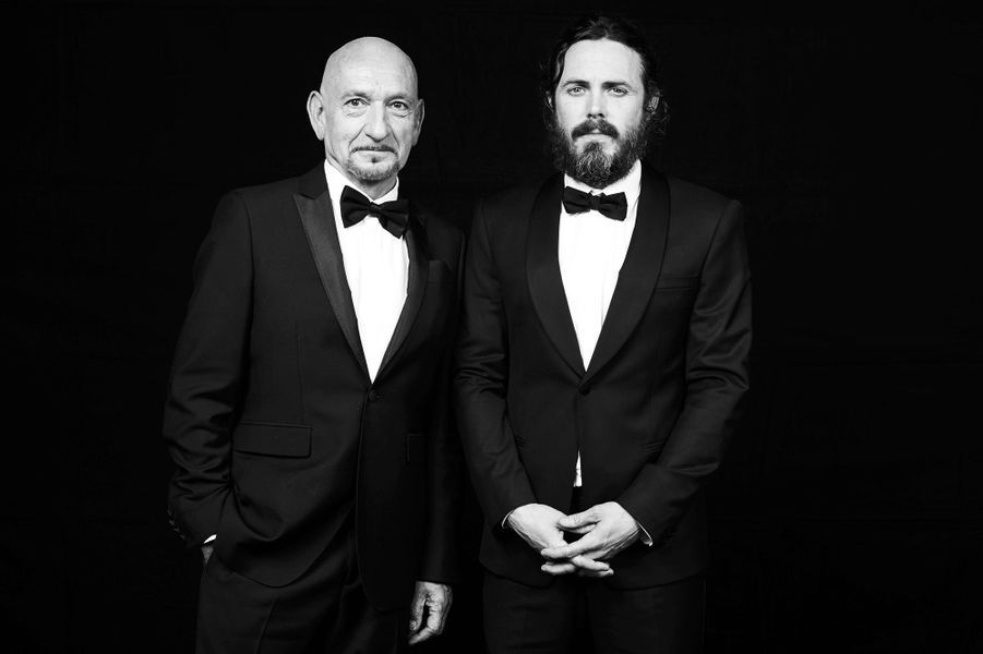 "Ben Kingsley et Casey Affleck pour ""Manchester by the Sea"""