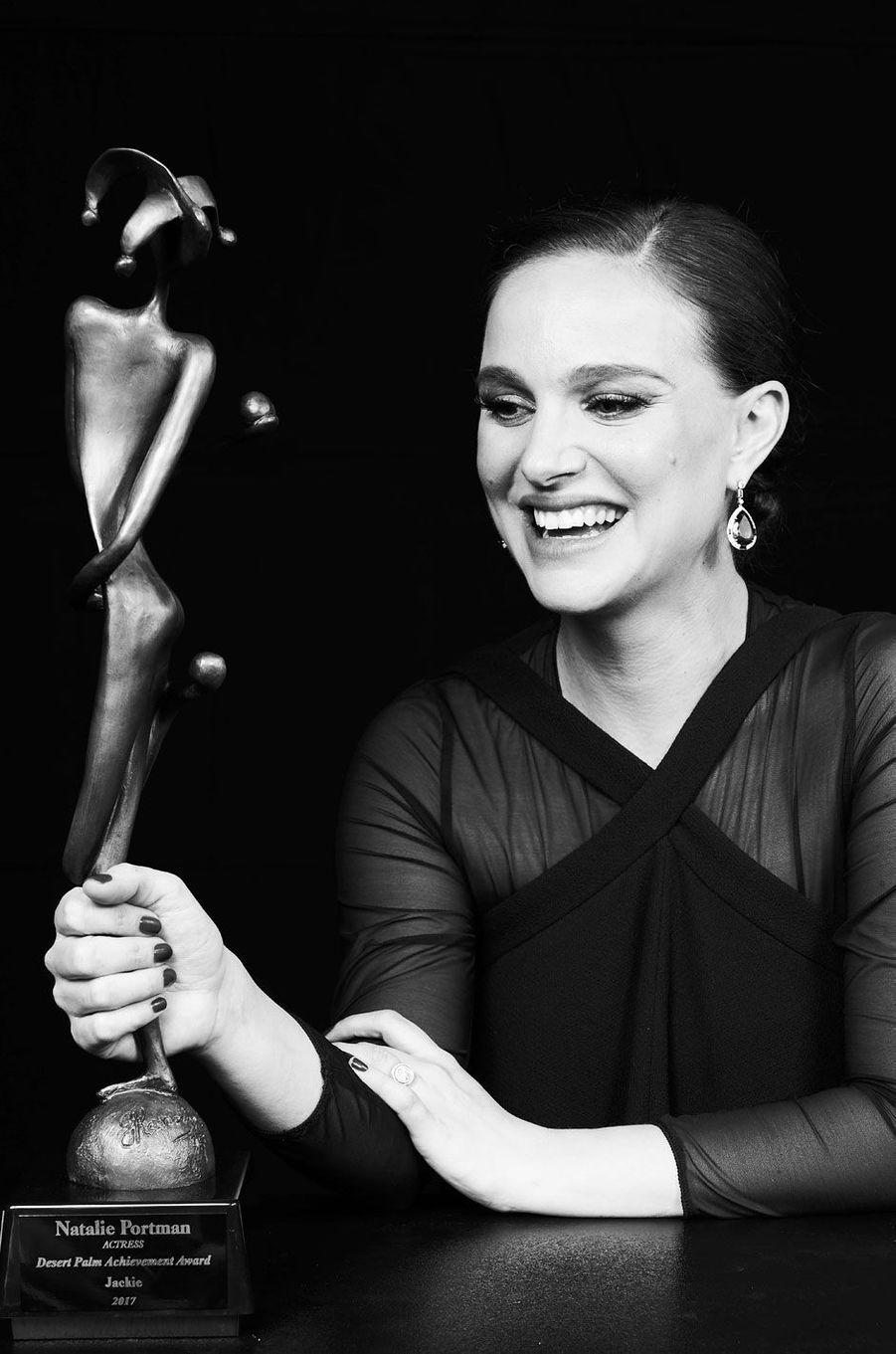 """Natalie Portman pour """"Jackie"""""""