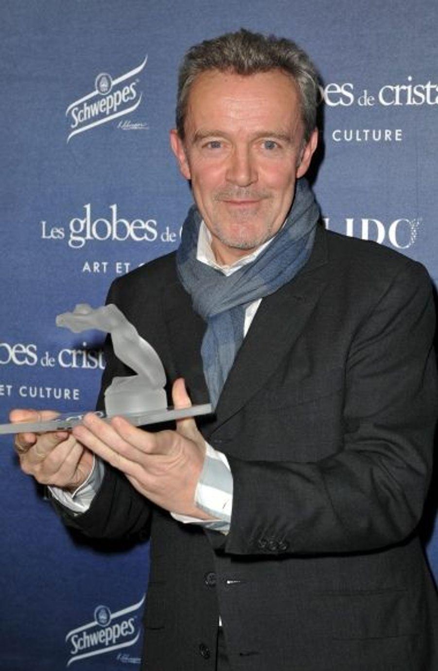 Le chef Alain Passard -et ancien compagnon d'Audrey Pulvar- a pour sa part reçu la Pépite de Cristal, qui récompense chaque année une oeuvre, un artiste ou une personnalité qui participe au rayonnement de la culture française. Il succède ainsi à Isabelle Adjani.
