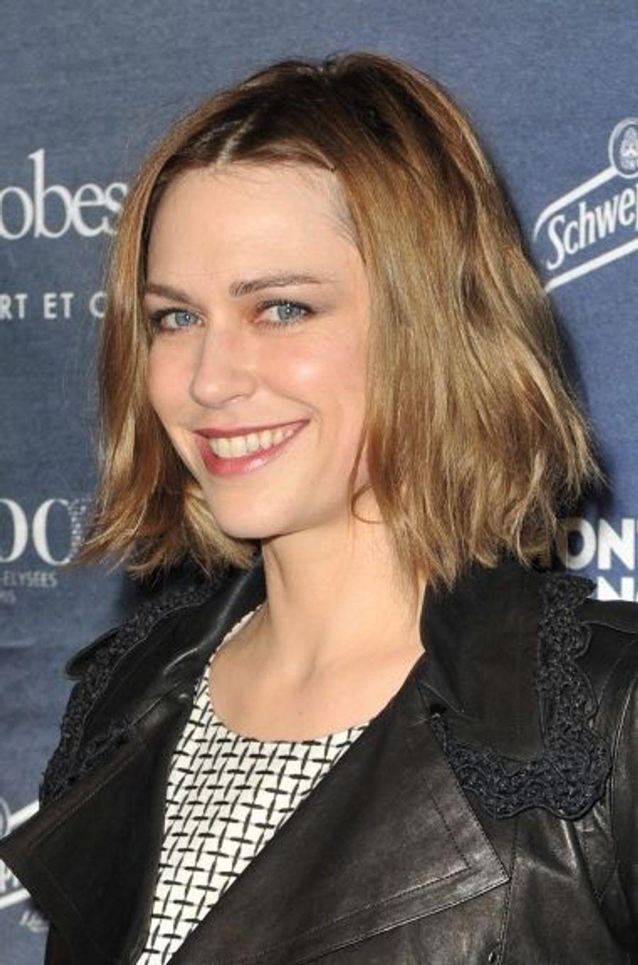 Marie-Josée Croze, qui était nommée dans la catégorie Meilleure actrice pour «Je l'aimais».
