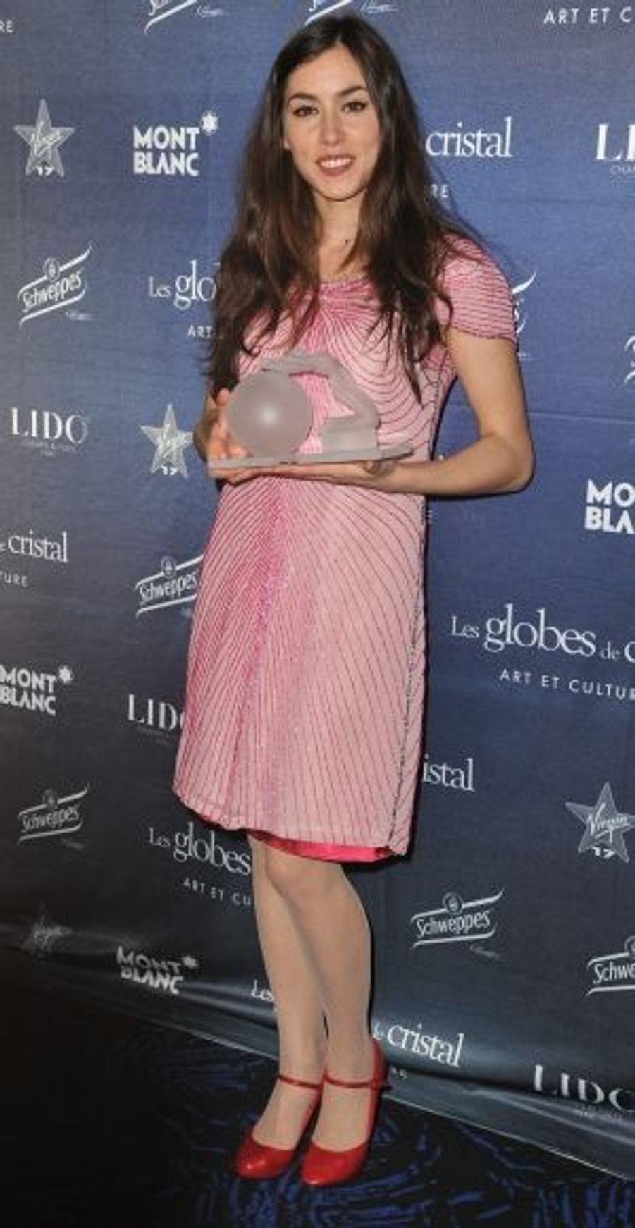 Olivia Ruiz a été sacrée Meilleure interprète féminine pour «Miss Meteor» (Polydor).