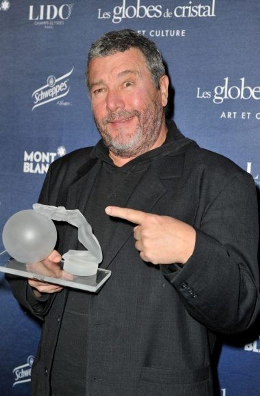 Philippe Starck a été élu Meilleur architecte / Designer / Photographe.