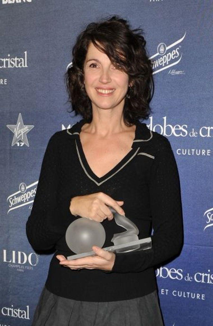Le Globe de Cristal de la Meilleure pièce a été décerné à «Des gens», adaptée et mise en scène par Zabou Breitman.