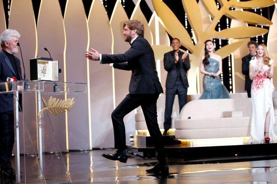 Palme d'or :«The Square» de Ruben Ostlund