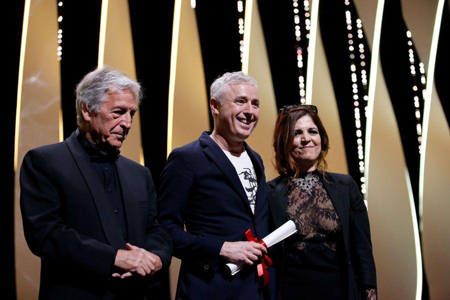 Grand prix du jury :«120 battements par minute» de Laurent Campillo