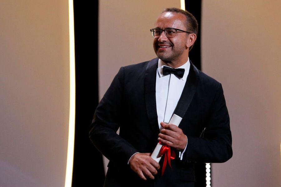 Prix du jury :Andrei Zvyaguintsev pour «Faute d'amour»