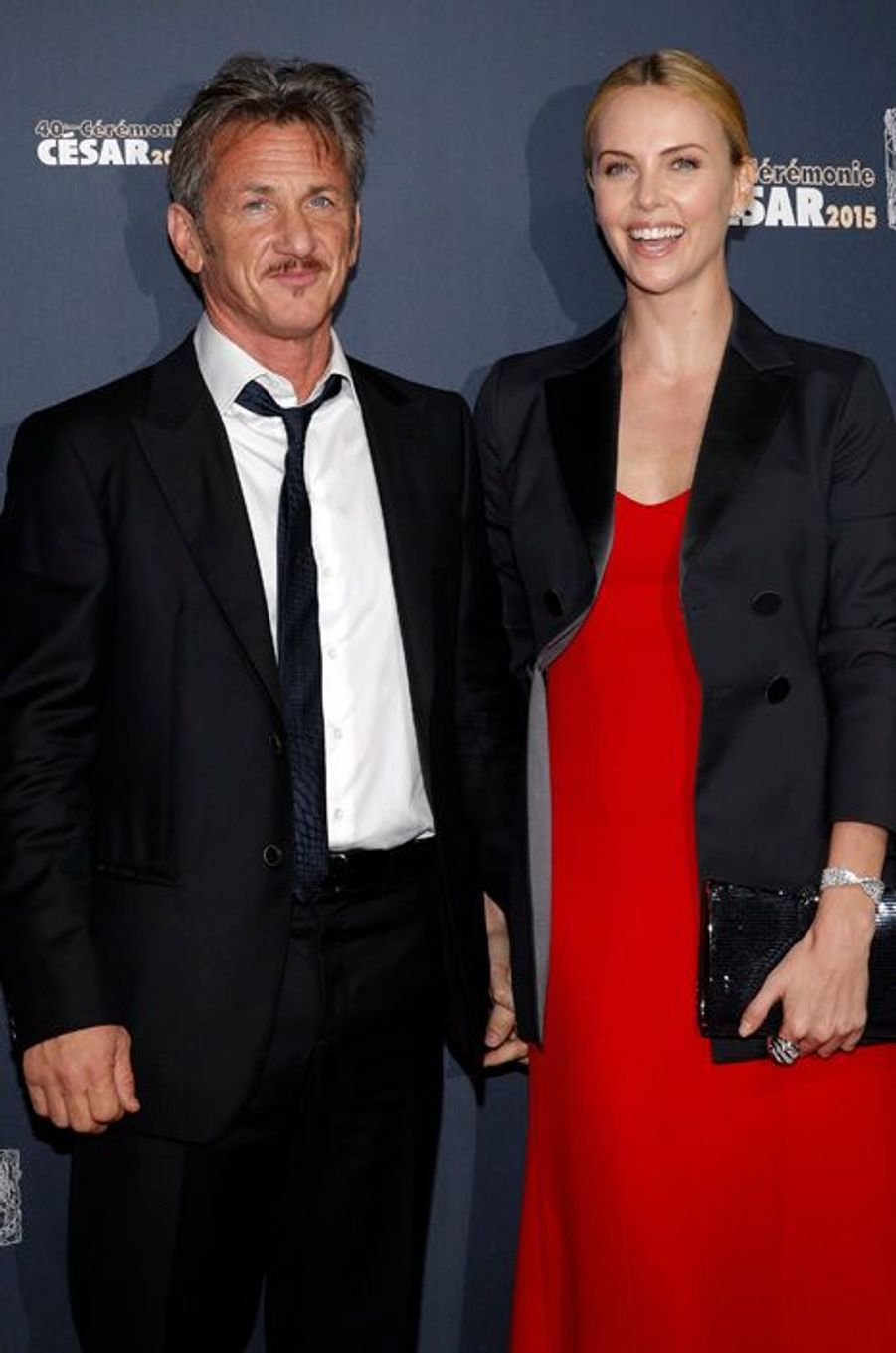 Sean Penn et Charlize Theron