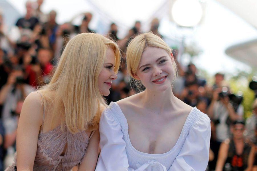 Nicole Kidman etElle Fanning