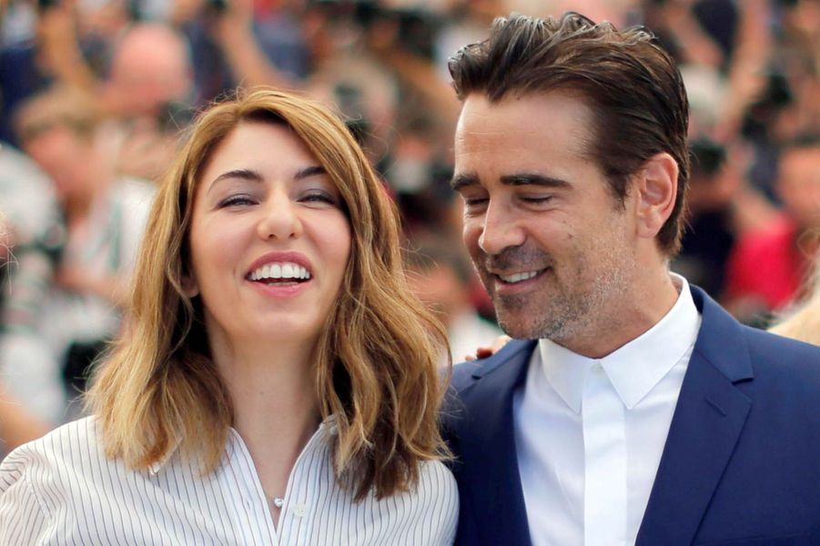 Sofia Coppola et Colin Farrell