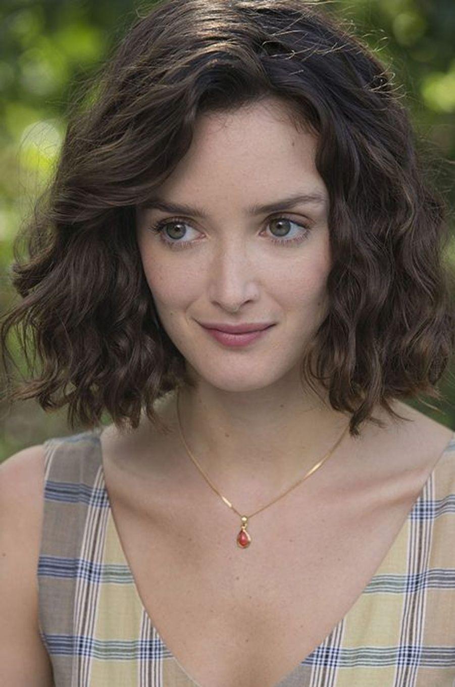 Charlotte Le Bon dans une scène du film «Les recettes du bonheur».