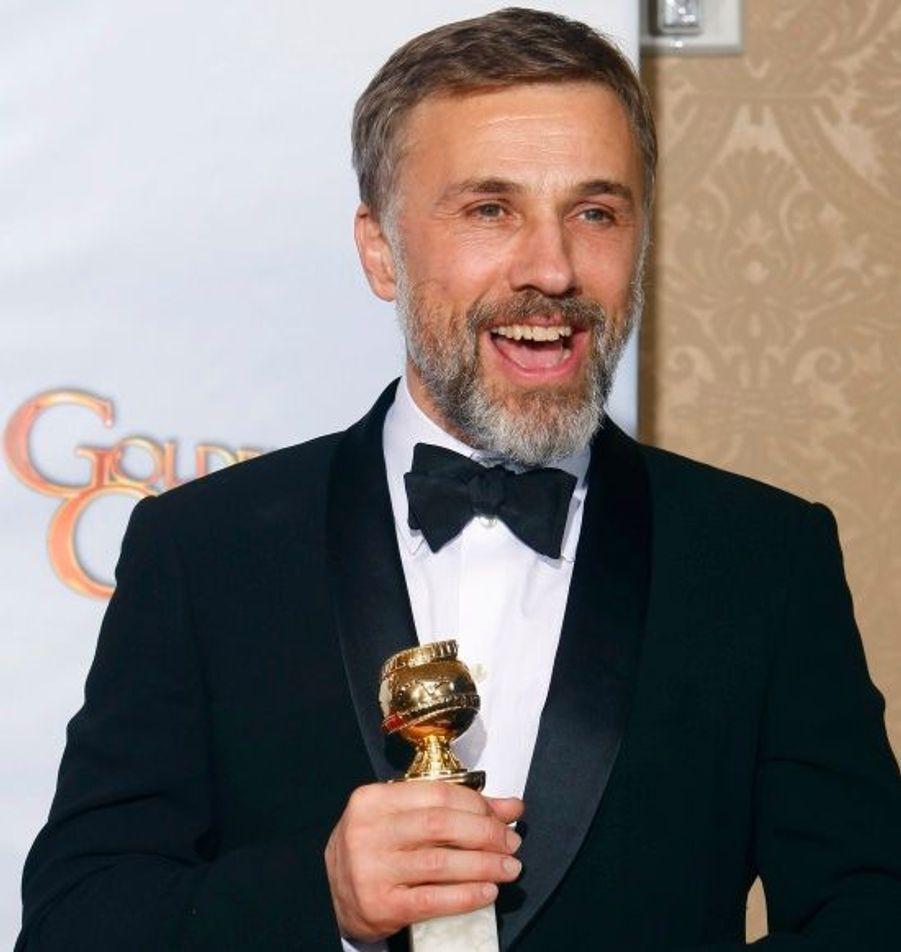 Meilleur second rôle masculin dans Inglorious Basterds.