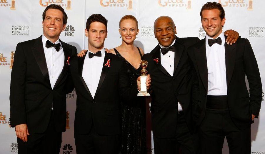 La bonne surprise de l'année 2009 a remporté le prix du Meilleur Film musical ou comédie.