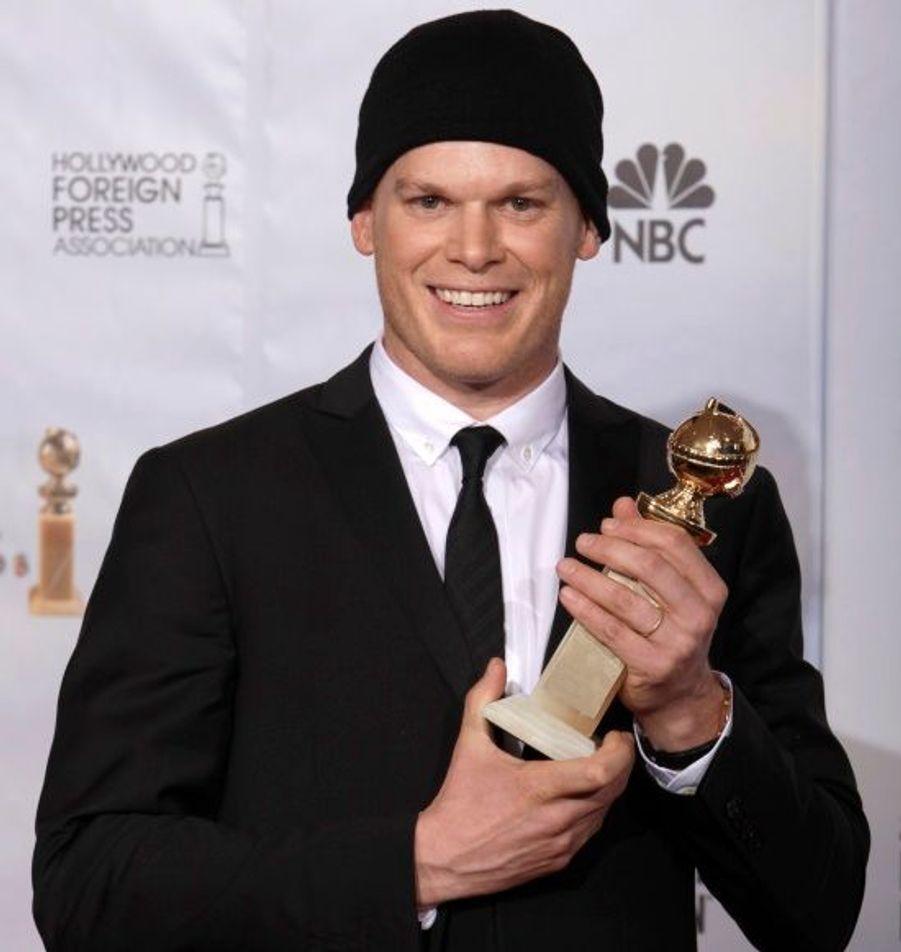 Meilleur acteur dans une série dramatique pour son rôle dans Dexter.