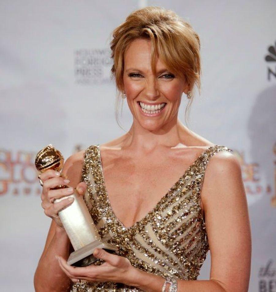 Meilleure actrice dans une série comique pour son rôle dans The United States of Tara.