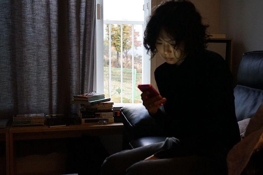 «The Woman Who Ran» deHong Sang-soo