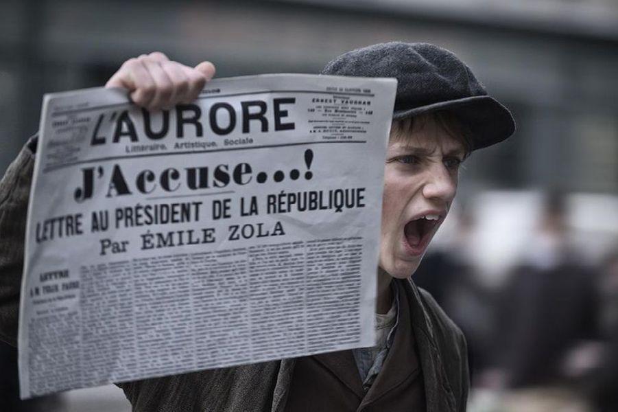 """J'accuse"", du Franco-Polonais Roman Polanski"