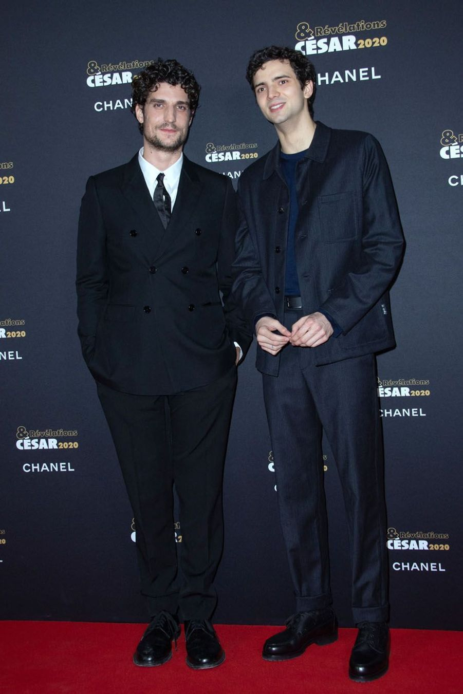 Louis Garrel et Timothée Robart