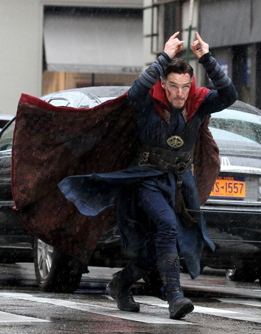 """Marvel : le """"Doctor Strange"""" bientôt prêt à s'envoler"""