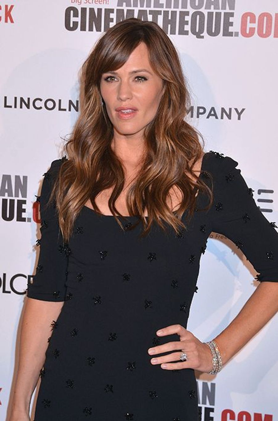 Jennifer Garner à Los Angeles le 21 octobre 2014