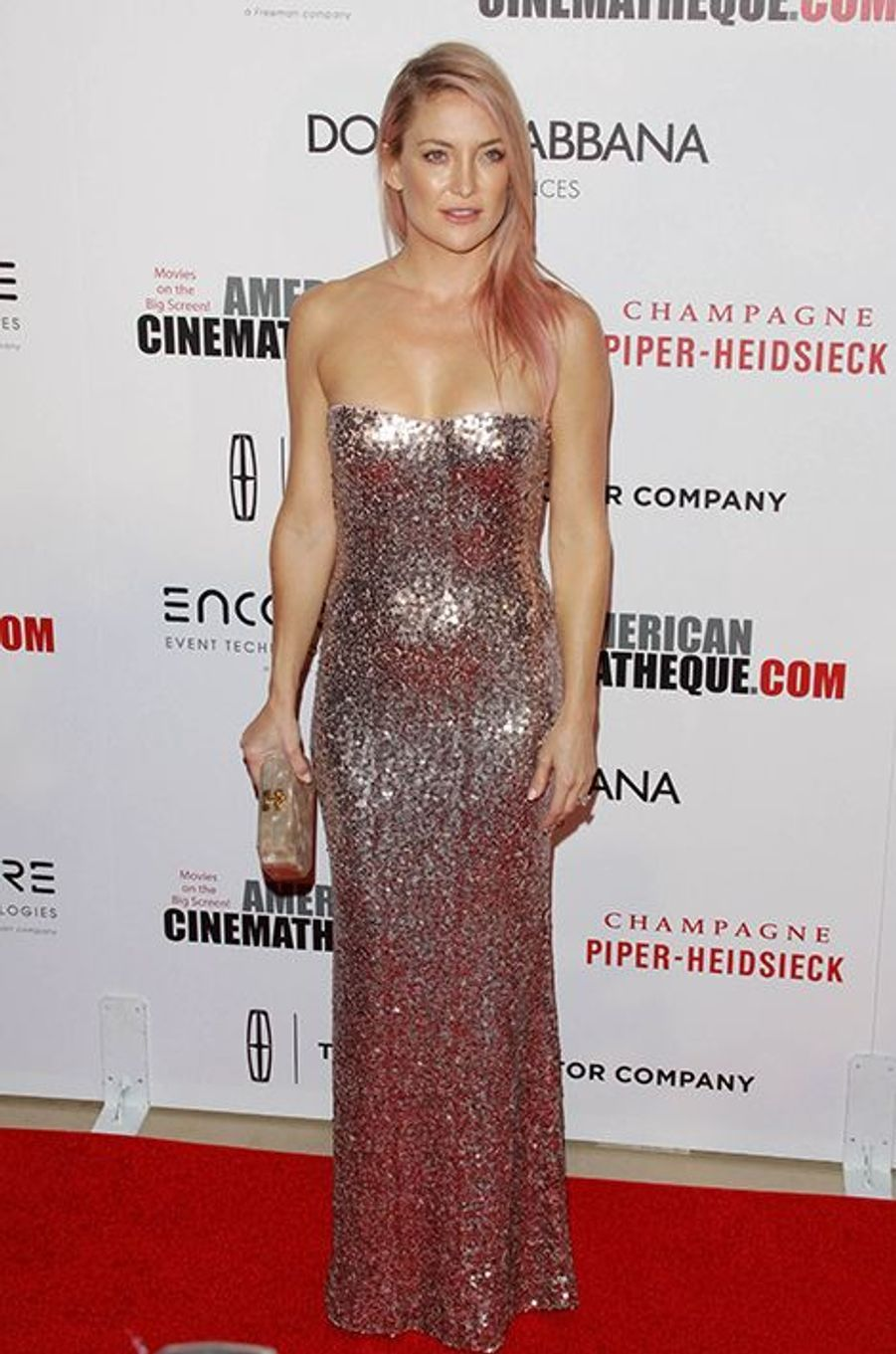 Kate Hudson à Los Angeles le 21 octobre 2014