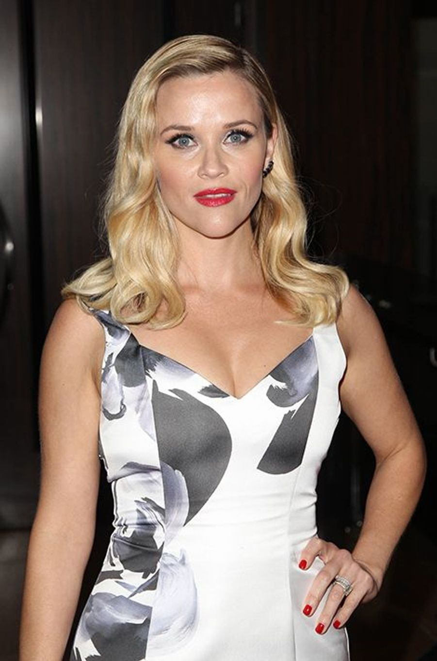 Reese Witherspoon à Los Angeles le 21 octobre 2014