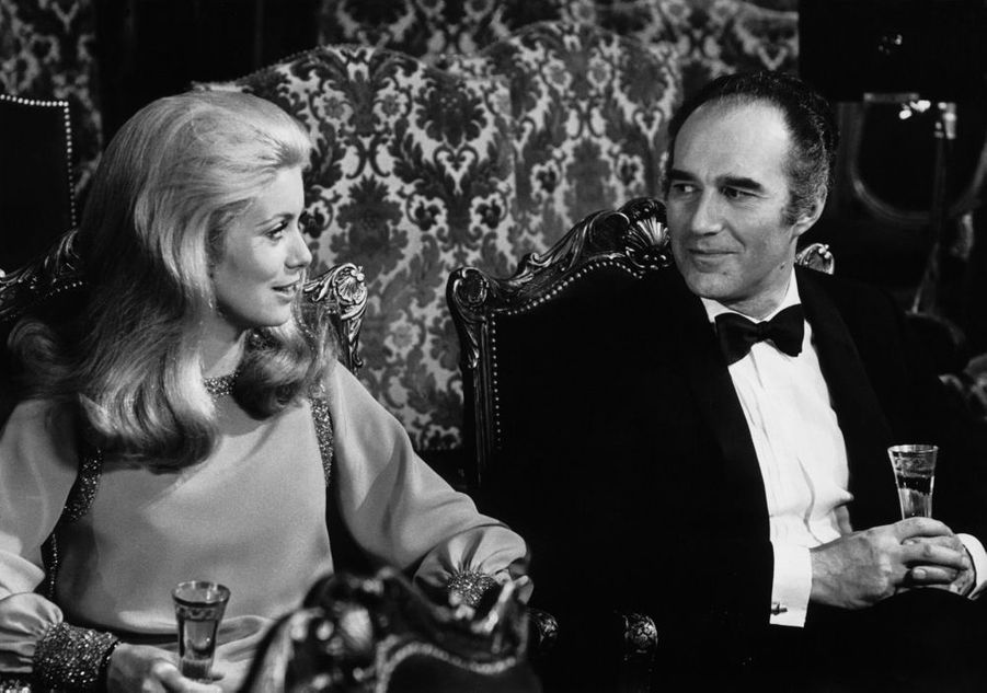 Michel Piccoli dans «La Chamade» d'Alain Cavalier en 1968