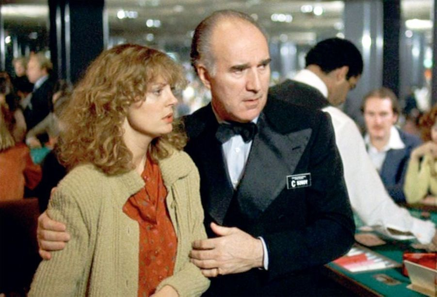Michel Piccoli dans « Atlantic City » de Louis Malle en 1979