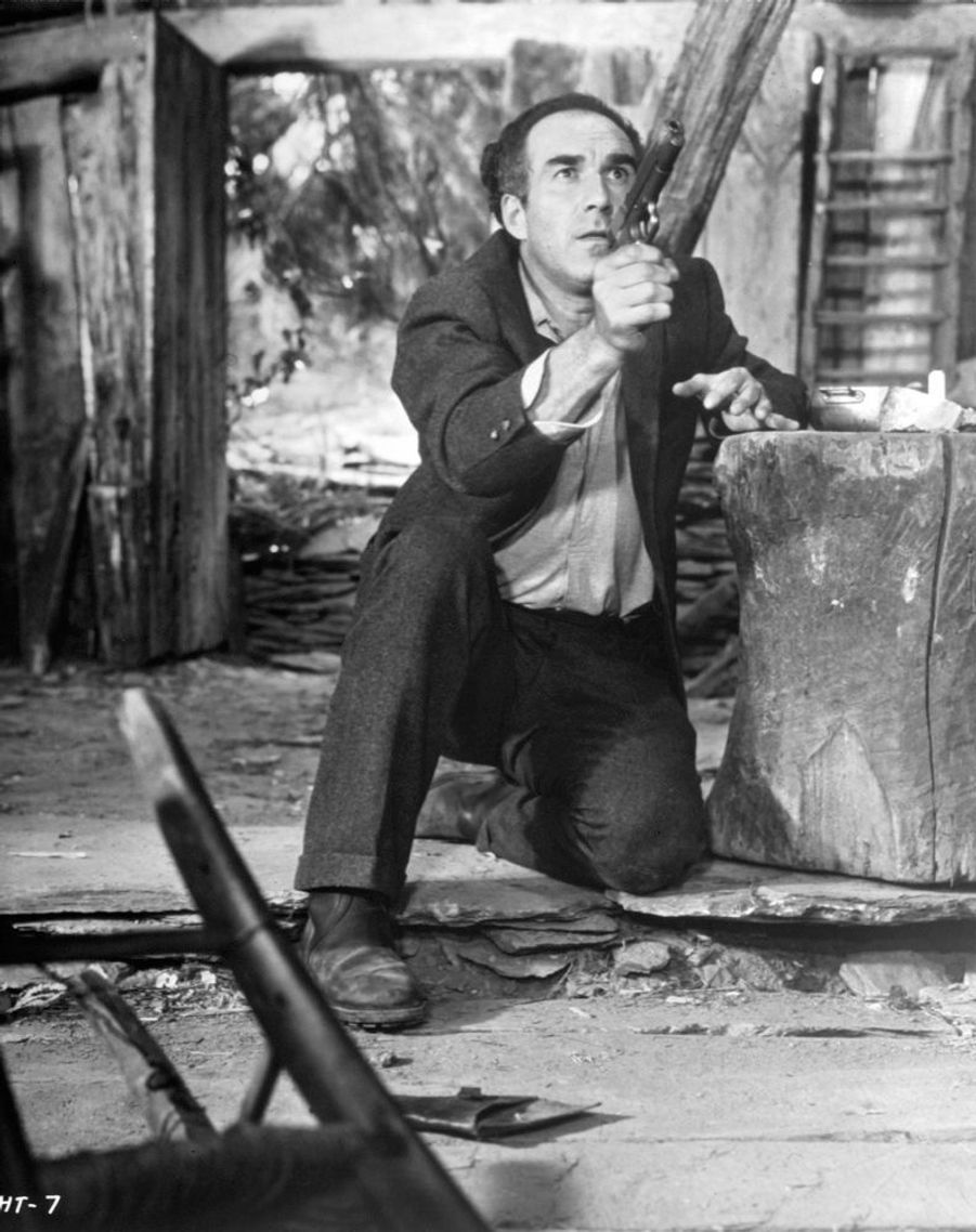 Michel Piccoli dans «Un homme de trop» de Constantin Costa-Gavras en 1967