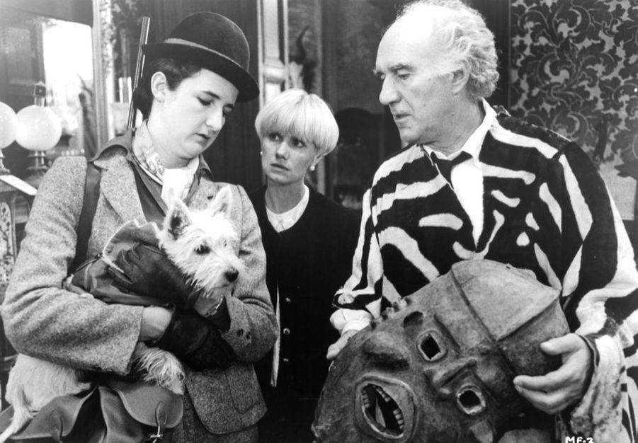 Michel Piccoli dans «Milou en mai» de Louis Malle en 1989