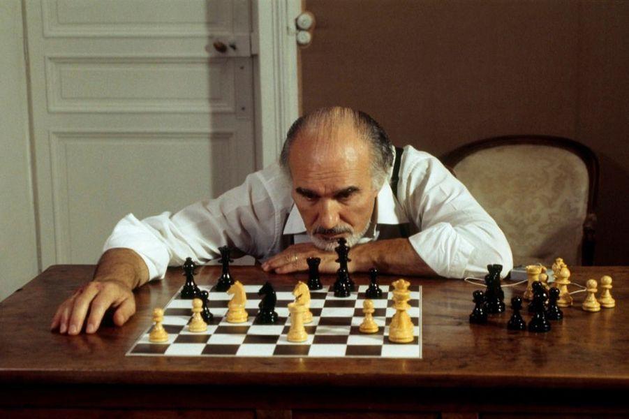 Michel Piccoli dans «La Diagonale du fou» de Richard Dembo en 1983