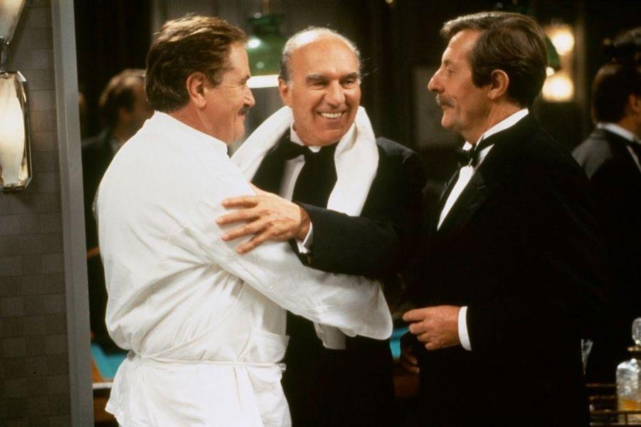 Michel Piccoli dans «Le Bal des casse-pieds» d'Yves Robert en 1991
