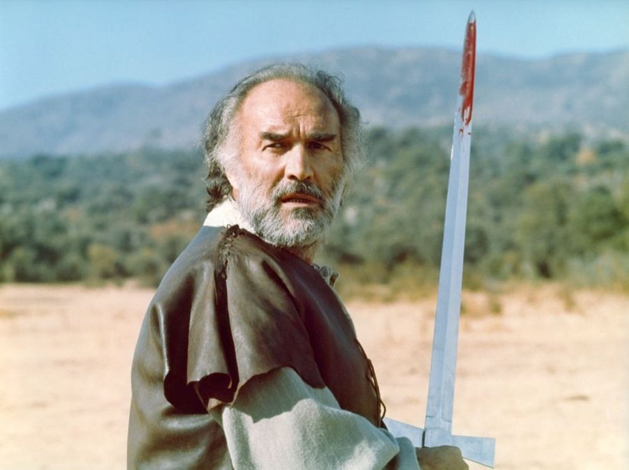 Michel Piccoli dans «Léonor» de Juan Buñuel en 1975